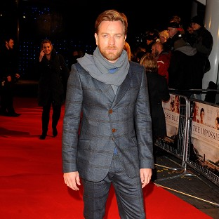 Ewan McGregor will receive an OBE in the New Year Honours List 2013