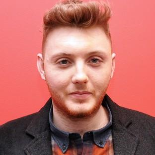 James Arthur is back at the top of the UK singles chart