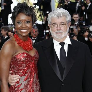 George Lucas and Mellody Hobson are engaged (AP/Matt Sayles)