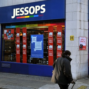 Jessops, which has nearly 200 stores, is under administration