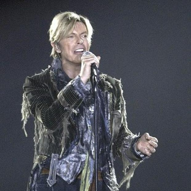 David Bowie's surprise new single charted at number six