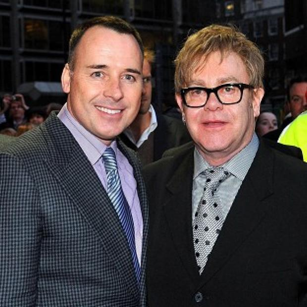 Sir Elton John and partner David Furnish have welcomed a second son