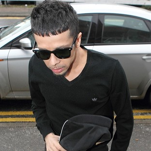 Dappy has been found guilty of affray and assault