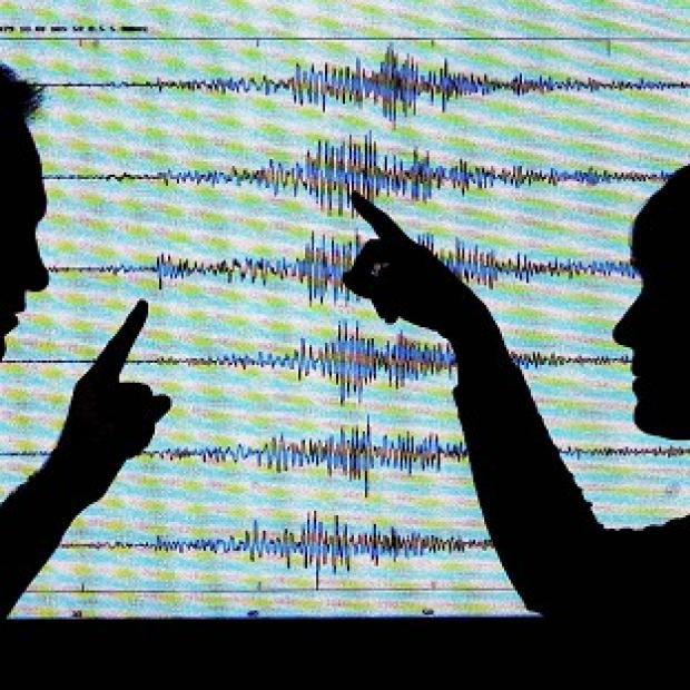 This Is Lancashire: An earthquake which hit the East Midlands was 'average' for the UK
