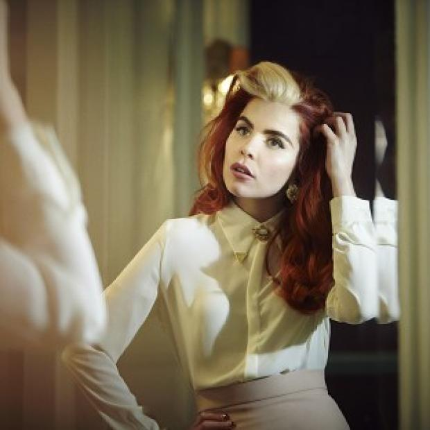Paloma Faith would like to perform with a big band