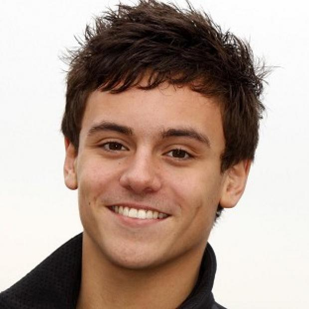 Olympic diver Tom Daley has topped Heat magazine's annual list of hunks