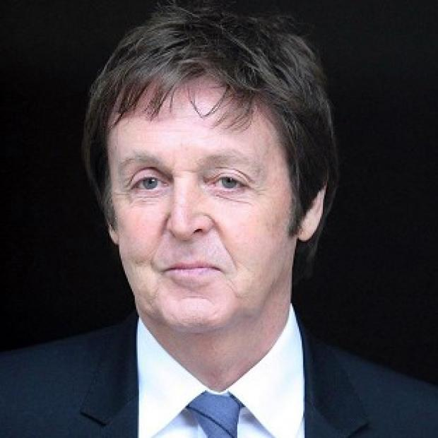 Sir Paul McCartney keeps a flock of sheep on his land