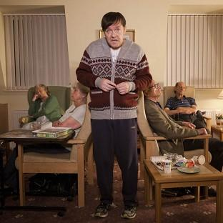 Ricky Gervais says Derek is the 'kindest' TV show he's done