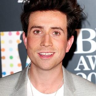 Radio 1's Nick Grimshaw took over from Chris Moyles in September