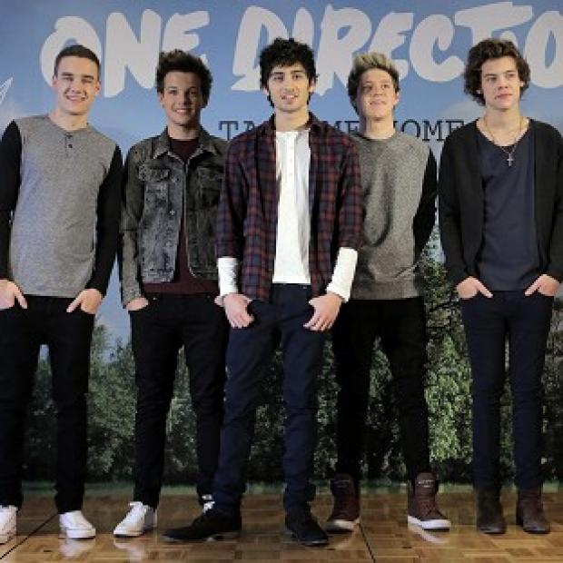 This Is Lancashire: One Direction have been on a visit to Ghana for Comic Relief