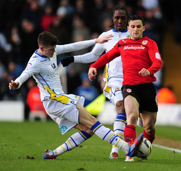 Blackburn Rovers believed to be closing in on Cardiff City winger Craig Conway