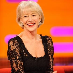 Dame Helen Mirren's interview on Parkinson 40 years ago has stayed with her