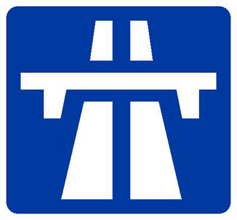 Driver cut from car after crash on M61