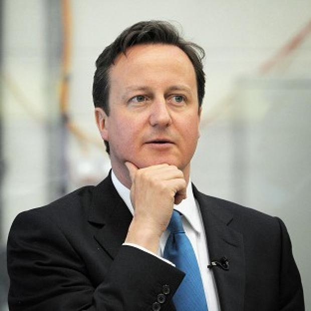 David Cameron is in Brussels to discuss a seven-year EU budget plan