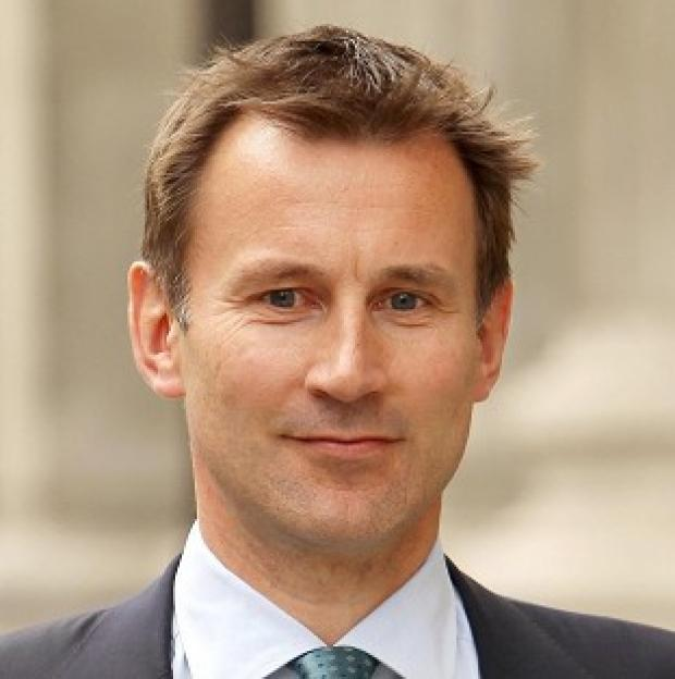 Reports suggest that Jeremy Hunt has settled on 75,000 pounds as the amount of money people will be expected to pay for care
