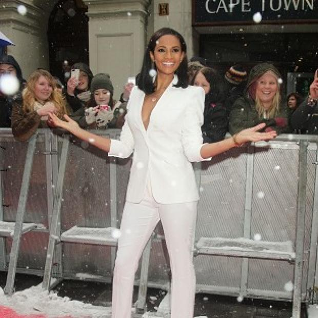 Alesha Dixon and fellow judge Amanda Holden staged a BGT 'walkout'