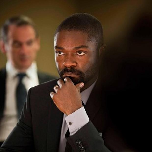 David Oyelowo is back on the small screen in Complicit
