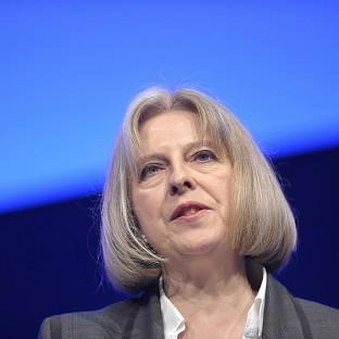 Theresa May said a minority of the judiciary decided to 'ignore Parliament's wishes' by ignoring rules over deporting foreign criminals