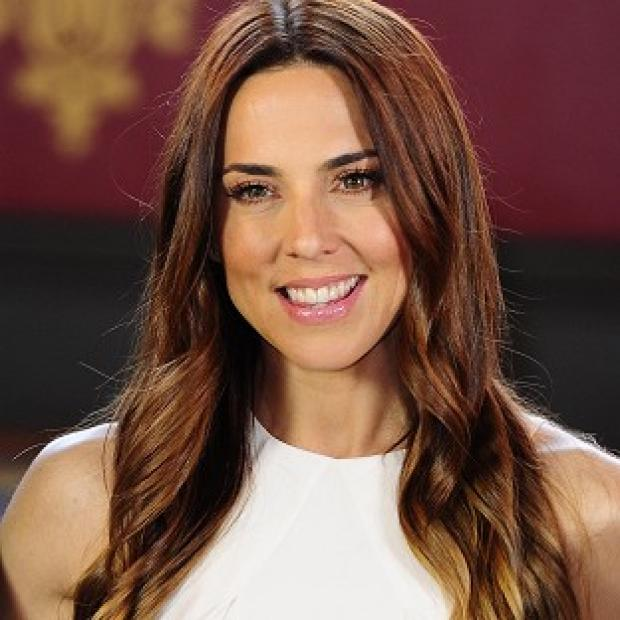 Mel C said she was 'proud and humbled' to win the award