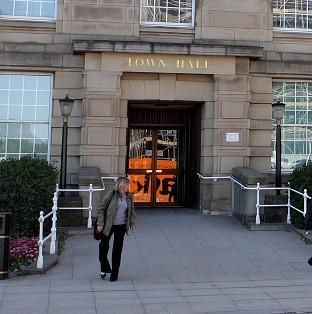 The TaxPayers' Alliance says 28,000 town hall employees are paid more than 50,000 pounds a year