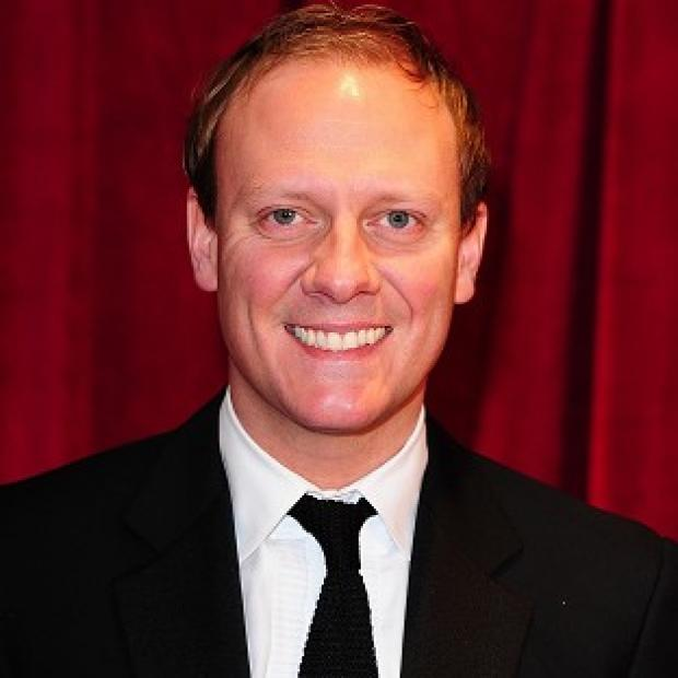 Antony Cotton's performance was 'as smooth as silk'