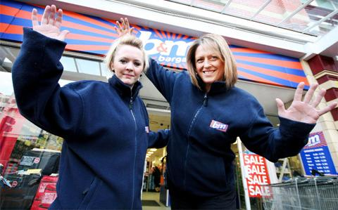 Amanda Penny and Gillian Purgac did a bungee ride in aid of The Christie, and Gillian is now planning to do a parachute jump with her son and his colleagues