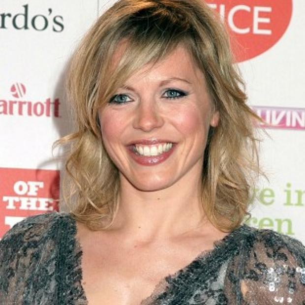 Kelly Adams is often mistaken for Kylie Minogue