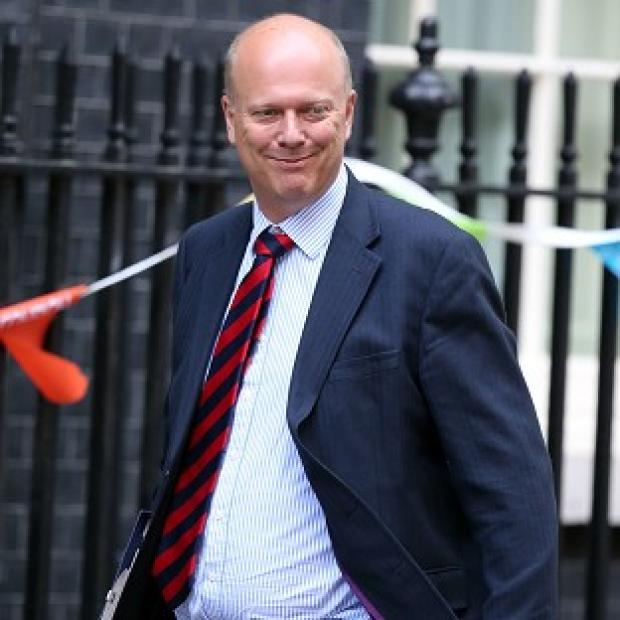 Chris Grayling said he was 'absolutely certain' the Tories would go into the election in 2015 with a plan to change the existing human rights legislation