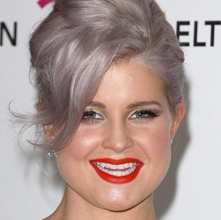 Kelly Osbourne faintied on the set of Fashion Police