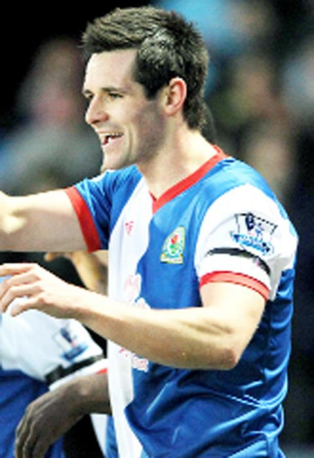 New captain Scott Dann
