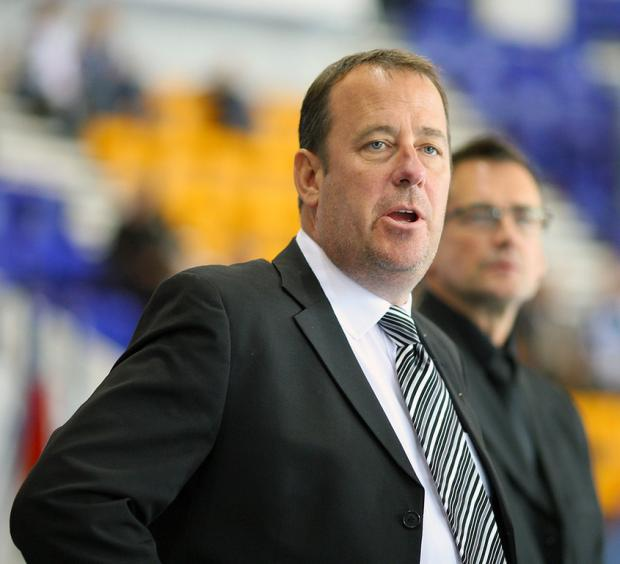 GOING: Coventry Blaze coach Paul Thompson will move to Sweden next season