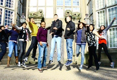 Students take part in Chorley photography workshop