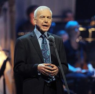 John Humphrys has been honoured for services to broadcasting