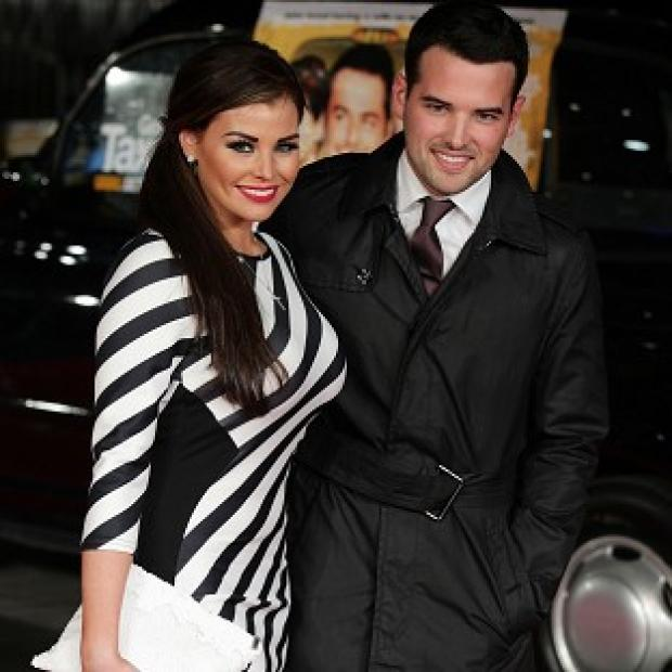Jessica Wright and Ricky Rayment star in The Only Way Is Essex