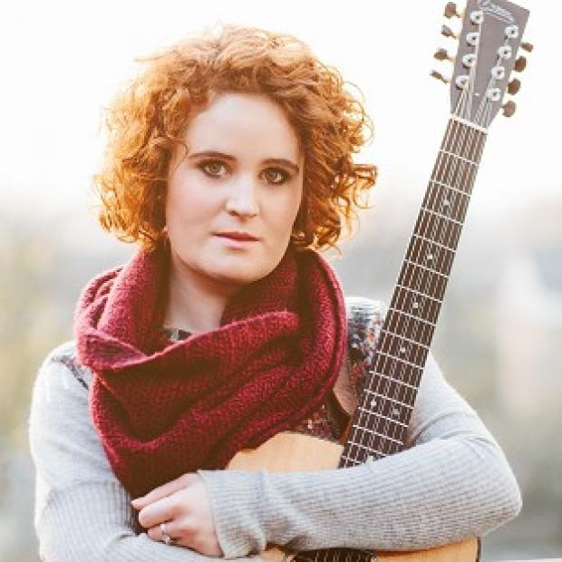 Lisbee Stainton has been writing music with Seth Lakeman