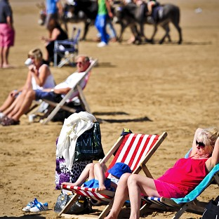 Britons will be hoping to get away from it all this bank holiday weekend