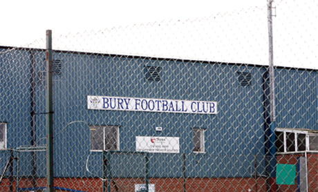 Gigg Lane: Bury FC will go bust unless they get £1 million
