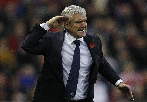 Former Rovers boss and player Mark Hughes