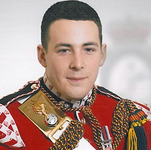 Drummer Lee Rigby was murdered in Woolwich last month (MoD/PA)