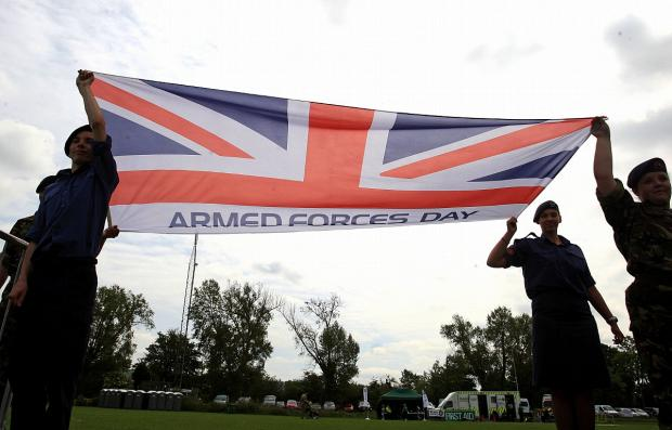 Flag will be raised to honour Forces in Rossendale