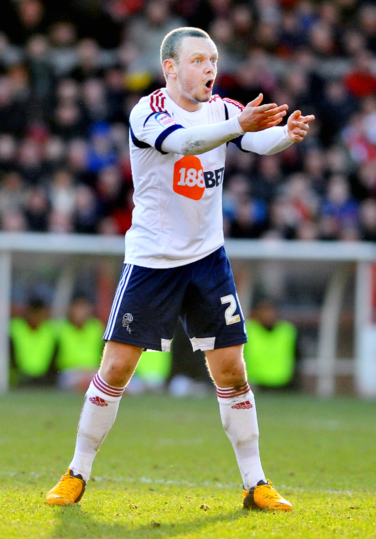 Star man Jay Spearing