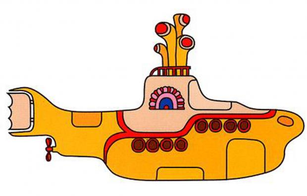 ICONIC: The Beatles' Yellow Submarine