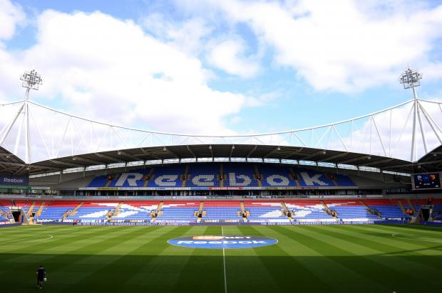 This Is Lancashire: Bolton Wanderers fans warned not to sing homophobic chants at Brighton game