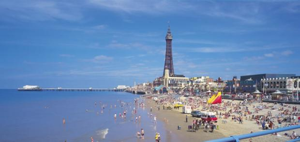 This Is Lancashire: Blackpool