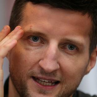Carl Froch has quit Stepping Out