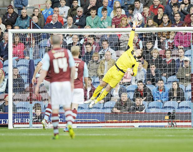 This Is Lancashire: Tom Heaton was praised by John Kettley