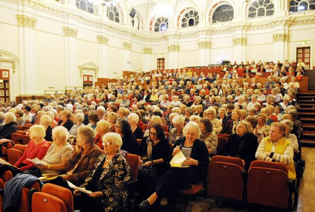 Albert Halls to have a £4 million make-over - but will close for nine months