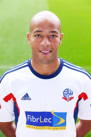 Alex Baptiste in a spot of bother