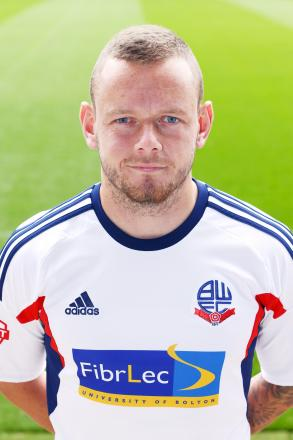 Star man: Jay Spearing