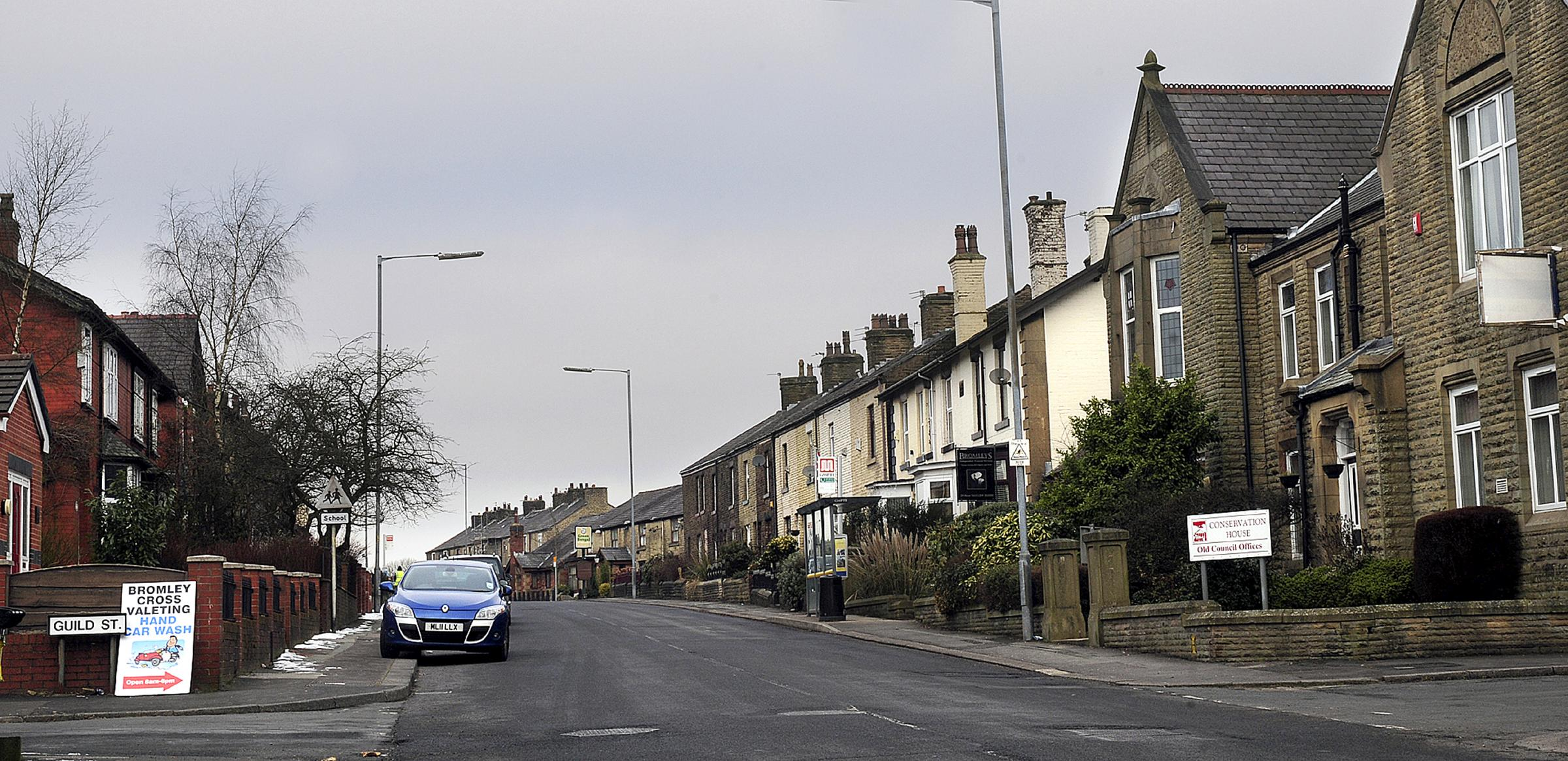 Darwen Road, Bromley Cross